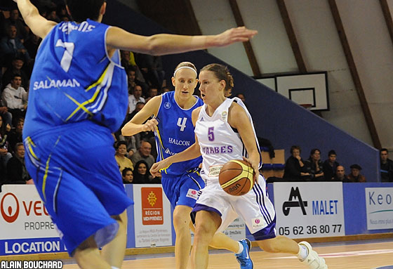 5. Erin Thorn (Tarbes GB)